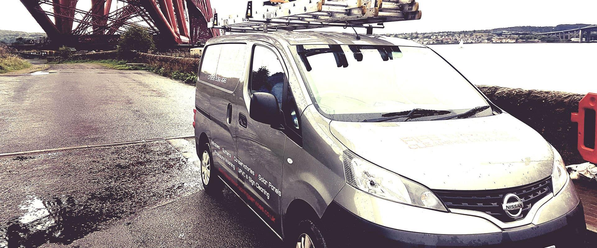 Window Cleaning Dunfermline, Fife