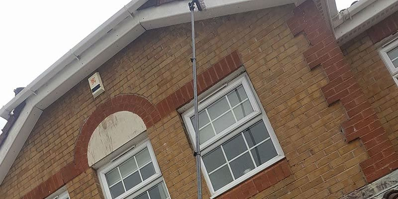 Window Cleaning Company in Dunfermline, Fife, Scotland