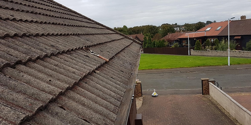 Gutter Cleaning Dalgety Bay, Scotland