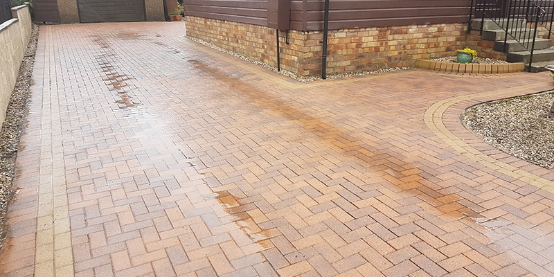 Pressure Washing Services Dunfermline, Fife