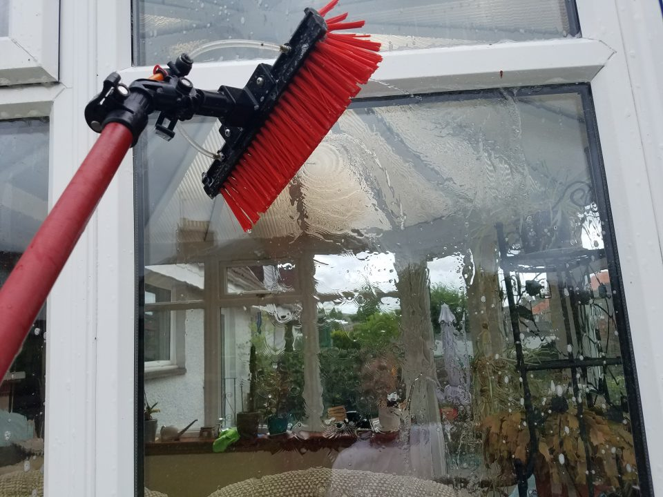 Purified Water Window Cleaning Fife Window Cleaning Services
